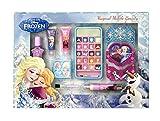 Beauty - Markwins Disney Frozen/ Die Eisk�nigin / Geschenk-Set Mobiles Schminke plus Nagellack - f�r Kinder, 1 St�ck