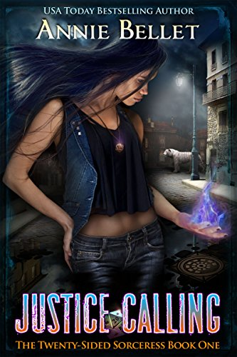Justice Calling by Annie Bellet ebook deal