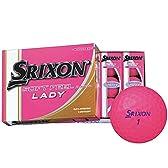 ダンロップ SRIXON ボール スリクソン ソフトフィール ボール レディス 2014年モデル 5ダースセット 5ダース(60個入り) パッションピンク