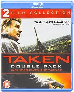 Taken 1 & 2 [Blu-ray]