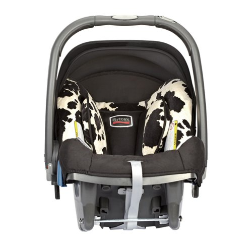 Britax Baby Safe Plus 2 Infant Carrier Group 0+ (Cowmooflage)