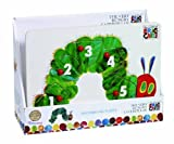 Rainbow Designs Eric Carle Very Hungry Caterpillar Peg Puzzle by Rainbow Designs