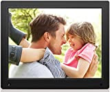 Nixplay 15 inch Wi-Fi Cloud Digital Photo Frame. iPhone & Android App - Email - Facebook - dropbox - Instagram - Picasa - W15A