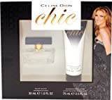 Chic for Women by Celine Dion 30ml Eau de Toilette Spray & Body Lotion 75ml