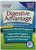 Digestive Advantage Intensive Bowel Support, 96 Counts Capsules