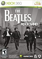 Xbox 360 The Beatles: Rock Band - Software Only