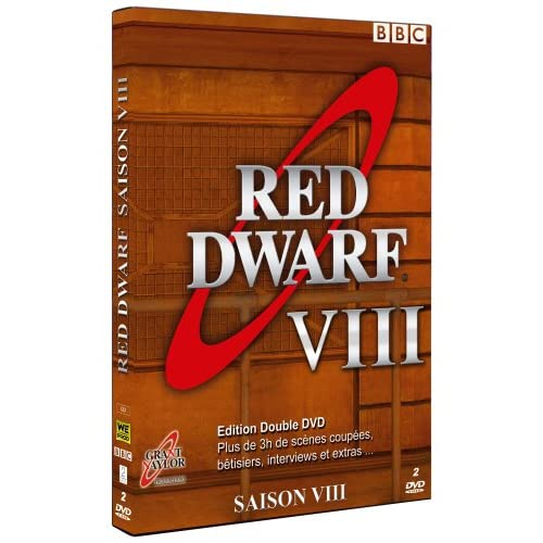 Red Dwarf   Saison 8 by Bobydic preview 0