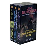 Jim Butcher Boxed Set #2