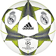 Comprar adidas Finale15RM Cap - Balón de fútbol, color blanco / plata / naranja