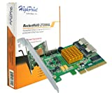 HighPoint RocketRAID 2720SGL 8-Port PCI-Express 2.0 x8 SAS/SATA RAID Controller