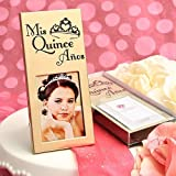 Gold Mis Quince Picture Frame
