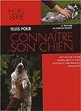 echange, troc Florence Desachy, Bianca Frosolini - Comment connaître son chien