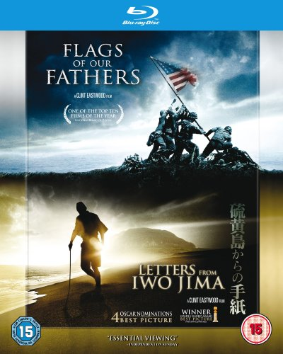 Flags of Our Fathers / Letters From Iwo Jima [Blu-ray][Region-Free]