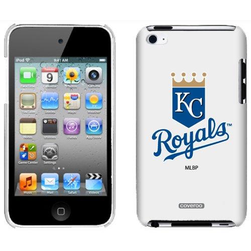 Kansas City Royals - Kc Royals Design On A Ipod Touch 4 Snap-On Case