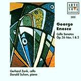 Enescu;Cello Sonatas