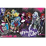 Monster High - Ghouls Rule Poster Poster Print, 34x22