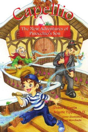 Capellio: The new adventures of Pinocchio's son