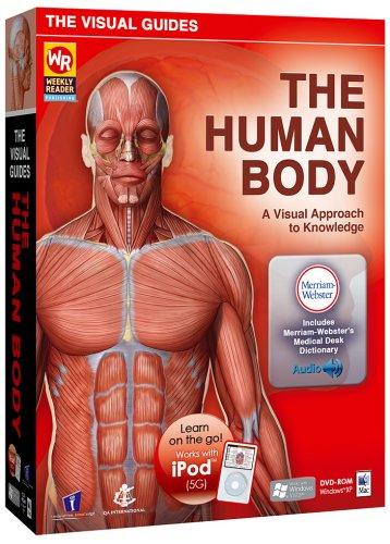 NEW - The Visual Guides: Human Body (Mac/PC DVD)