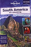 img - for Lonely Planet South America on a shoestring book / textbook / text book