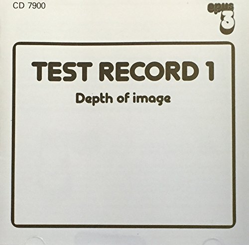 Test Record 1: Depth of Image (Opus 3 Mind Fruit compare prices)