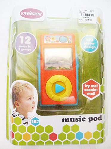 Toddler Music Pod - 1