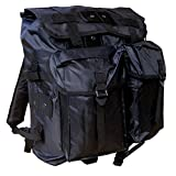 Army Mens Combat Military Rucksack Day US Travel Pack Bag Surplus ALICE 40L Nylon Black New