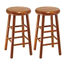 24 in Swivel Kitchen Stools