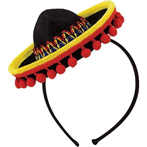 Fiesta Hat Headband