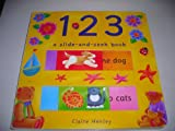 img - for 1 2 3: A Slide and Seek Book book / textbook / text book