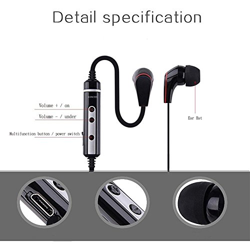 koncen x7 bh 668 bluetooth headset price in india january 2018 indiashopps. Black Bedroom Furniture Sets. Home Design Ideas