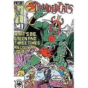 Thundercats Series on Thundercats  1986 Series   6  Marvel  Amazon Com  Books
