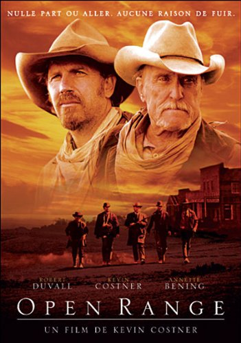 Open Range (Bilingual)