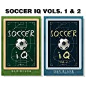 Soccer iQ (2 Book Series) Audiobook by Dan Blank Narrated by Don Bratschie