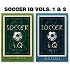 Soccer iQ (2 Book Series) Hörbuch von Dan Blank Gesprochen von: Don Bratschie