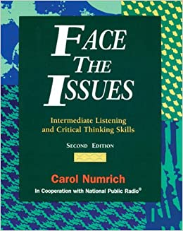 consider the issues listening and critical thinking skills download Consider the issues and advanced students develop critical thinking skills as they gain insight listening and critical thinking skills.
