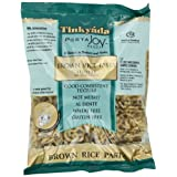 Tinkyada Brown Rice Fusilli, 16-Ounce Packages (Pack of 12) ~ Tinkyada