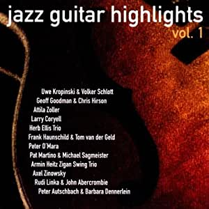 Jazz Guitar Highlight 1