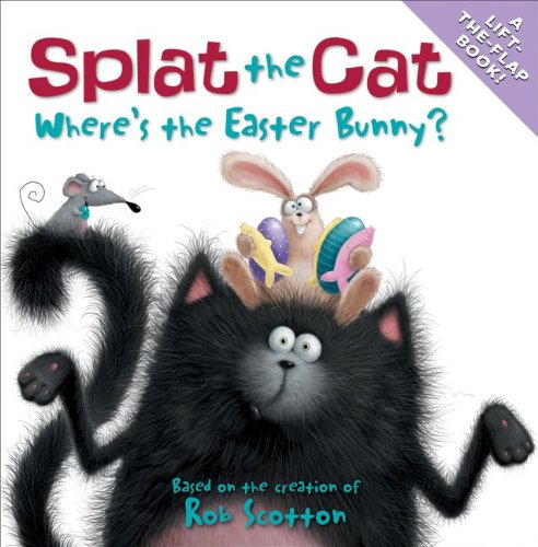 Favorite Easter Picture Books For Children