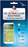 LUVVITT® HD Ultra-Clear Screen Protector for Samsung Galaxy S4 SIV