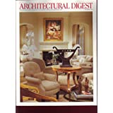 Architectural Digest 1998 October - Crisp and Classic in Maryladn ~ Architectural Digest
