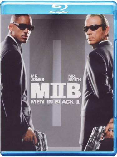 MIB II - Men in black II [Blu-ray] [IT Import]