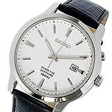 セイコー SEIKO キネティック KINETIC キネティッククオーツ メンズ 腕時計 SKA743P1 ホワイト [並行輸入品]