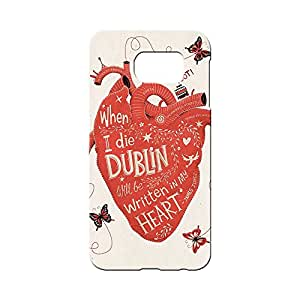 G-STAR Designer 3D Printed Back case cover for Samsung Galaxy S6 - G3825