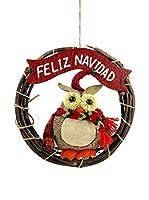Decoracion Navideña Colgante decorativo Navidad Búho