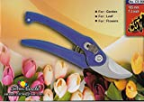 Seven Circle Gardening Steel Scissor With Virgin Plastic For Cutting Leaf, Flowers, Stem, Roses in Garden