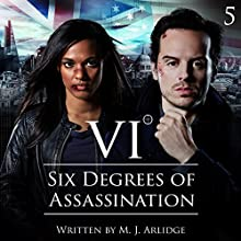 V Other by M J Arlidge Narrated by Andrew Scott, Freema Agyeman, Hermione Norris, Clive Mantle, Clare Grogan, Geraldine Somerville, Julian Rhind-Tutt