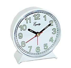 Equity by La Crosse 14076 Analog Quartz Alarm Clock at Sears.com
