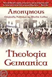 img - for Theologica Germanica book / textbook / text book