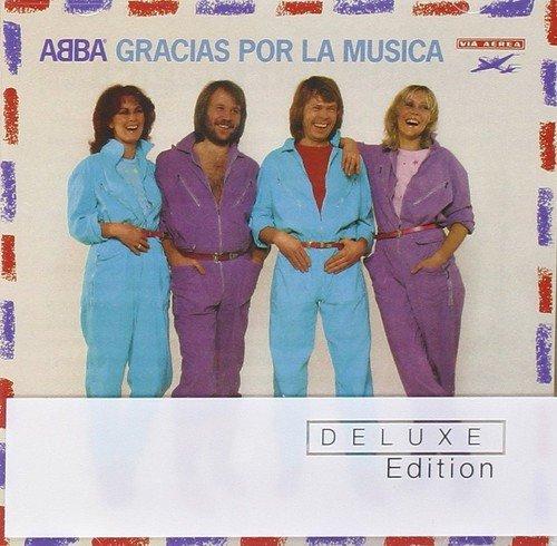 Audio CD : Gracias Por la Musica: 40th Anniversary Deluxe [+Peso($28.00 c/100gr)] (US.ME.17.21-3.99-B00O9E2FVU.2989709)