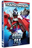 Transformers Prime Season 2 volume 1: Orion Pax - Standard version [DVD]
